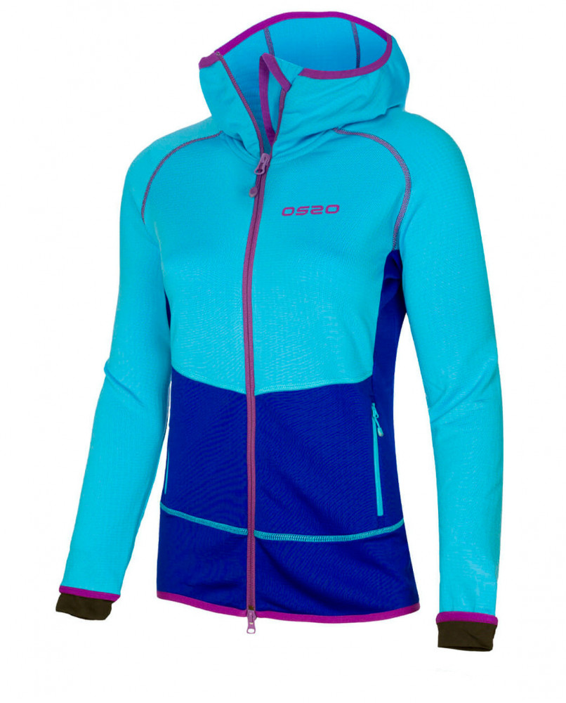 POLAIR Grid Jacket Woman