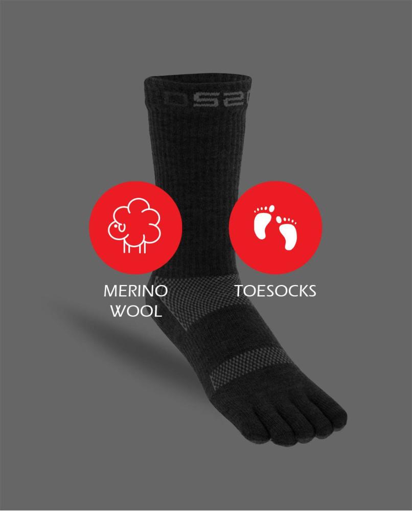 Merino Wool Toesocks