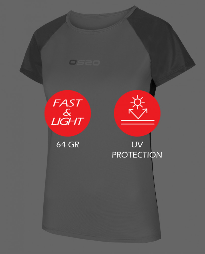 Ultra Lite T-Shirt Woman
