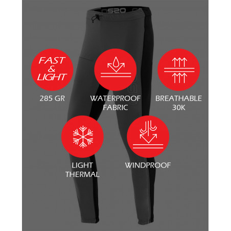 EVO StretchShell Pants [EN]