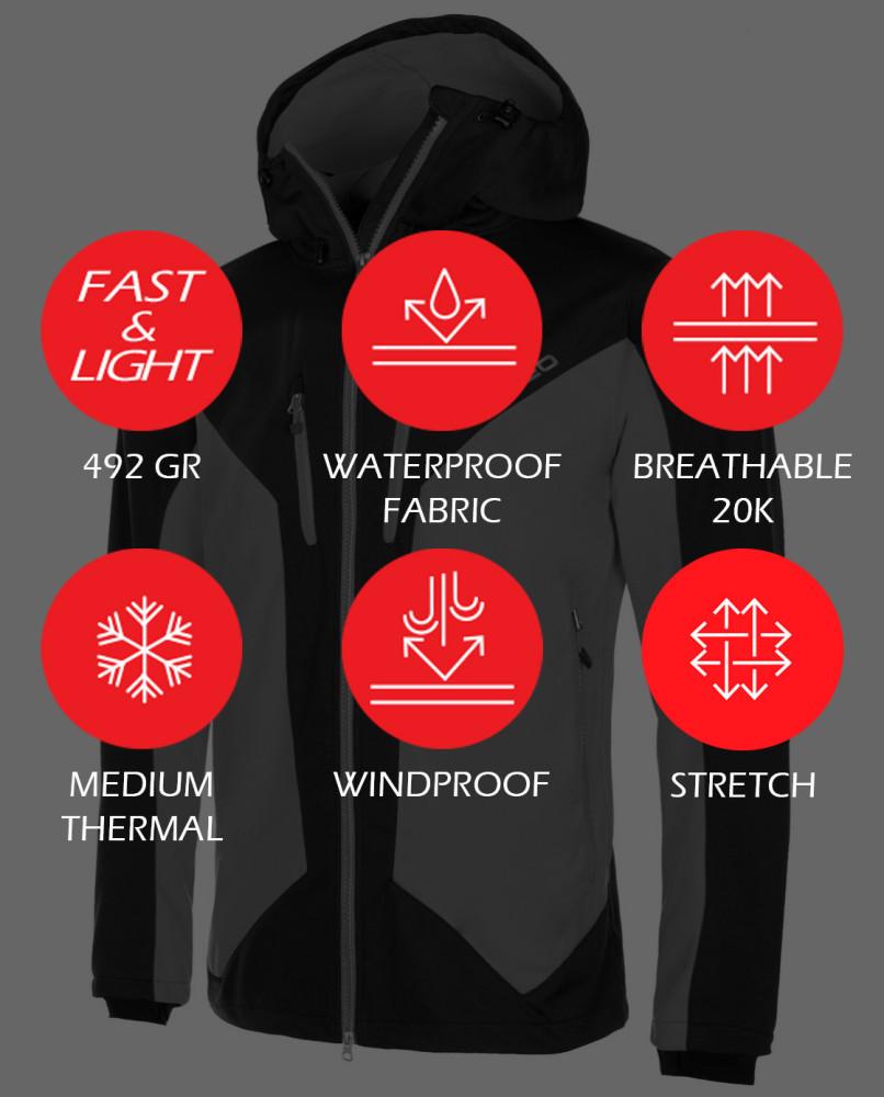 Storm PRO 20k Jacket