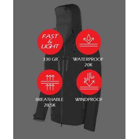 WAA Ultra Light Jacket