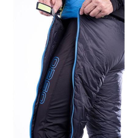 Storm Alpine Jacket Blue