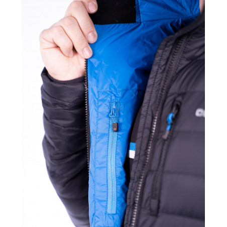 FastLite Down Jacket Blue