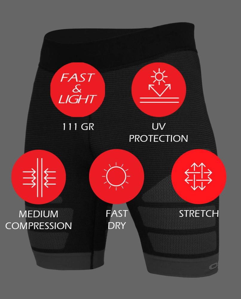 Trail Compression Shorts