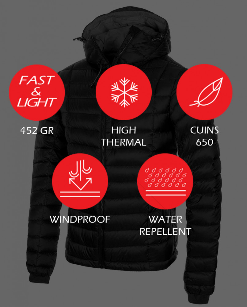 Fastlite 650 Down Jacket