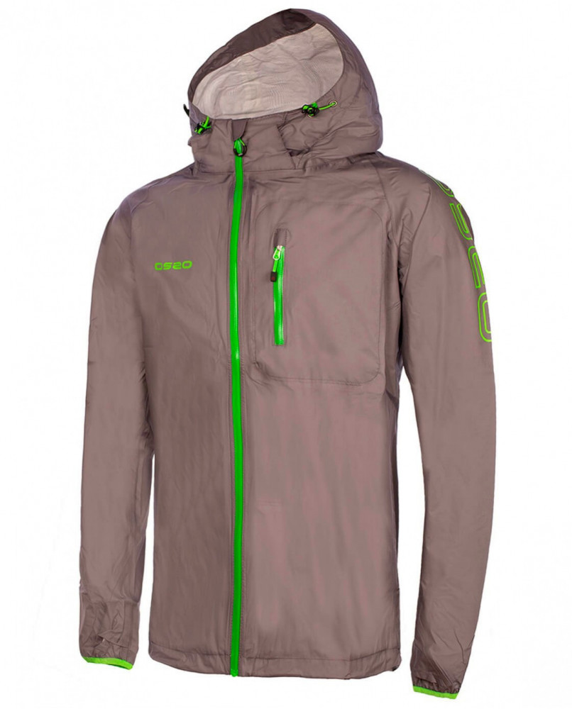 O2 Waterproof Trail Jacket 20k