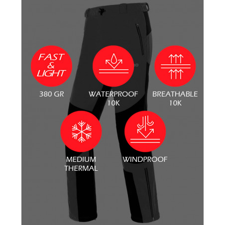 Eiger Alpine Pants [EN]