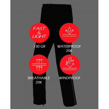 O2 20k Waterproof Pants [EN]