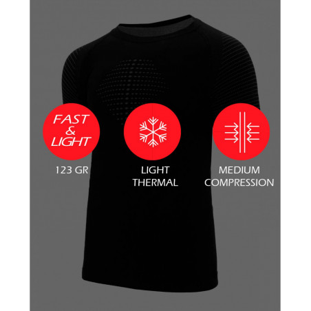 Light Compression Tech Shirt [EN]