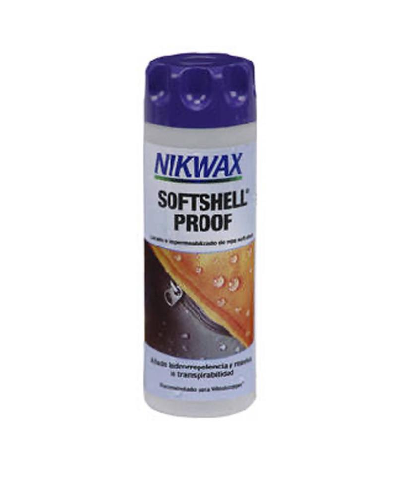 NIKWAX SoftShell Proof™...