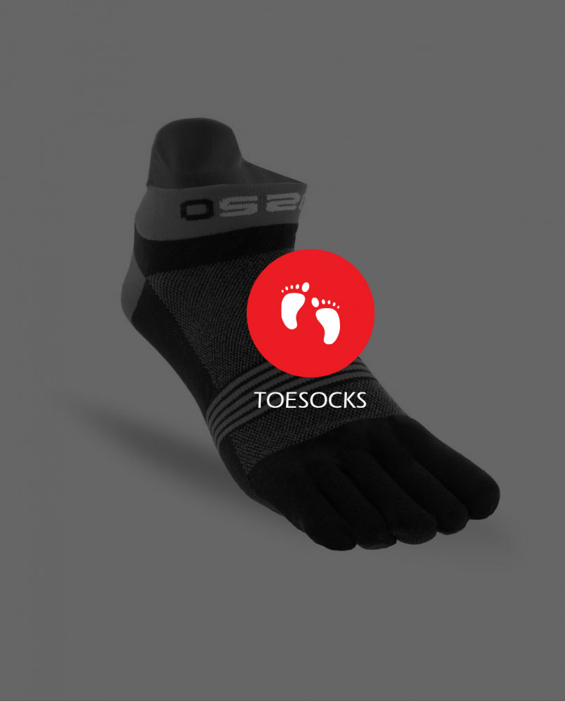 Toesocks RUN (Lightweight)