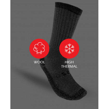 Warmfit  Wool Socks [EN]