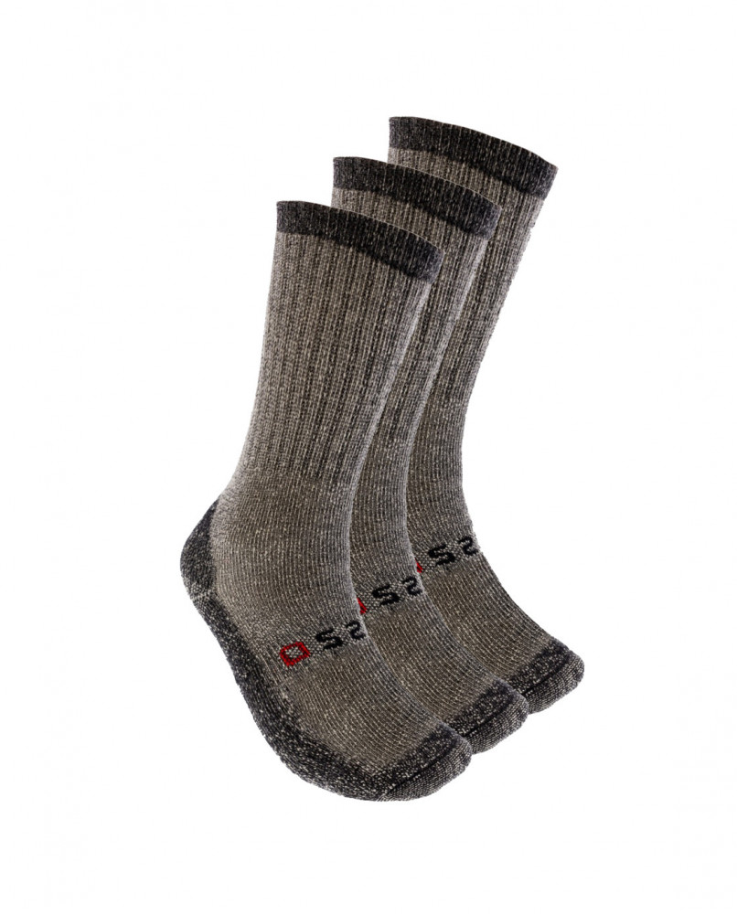 Pack x3 Wool Socks [EN]