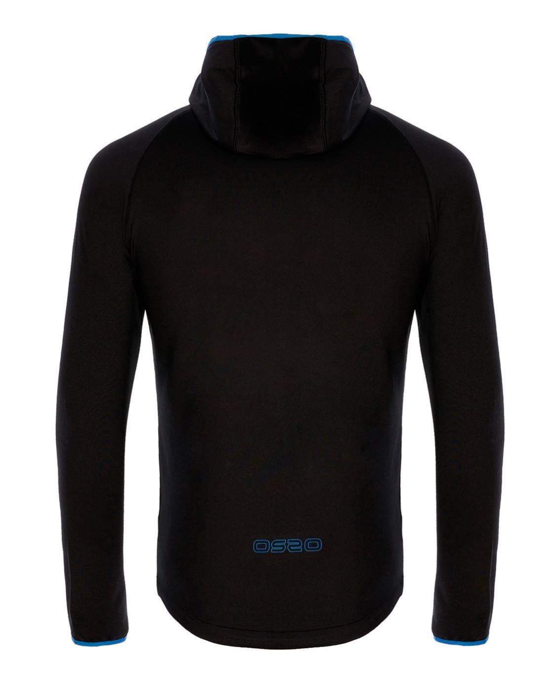 Ace Jacket Negra Posterior