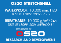 Datos de laboratorio StretchShell